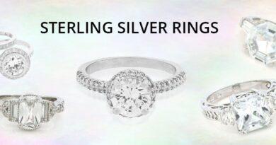 buy sterling silver rings online