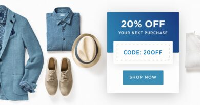 Coupons and promotional codes