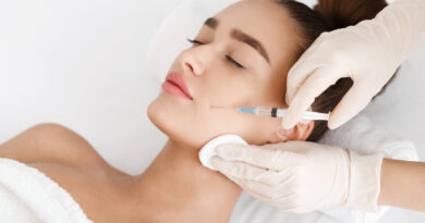 Injectables on Your Face