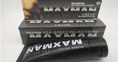 Max Man Gel
