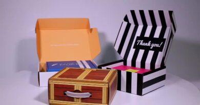 Cardboard-Box printed