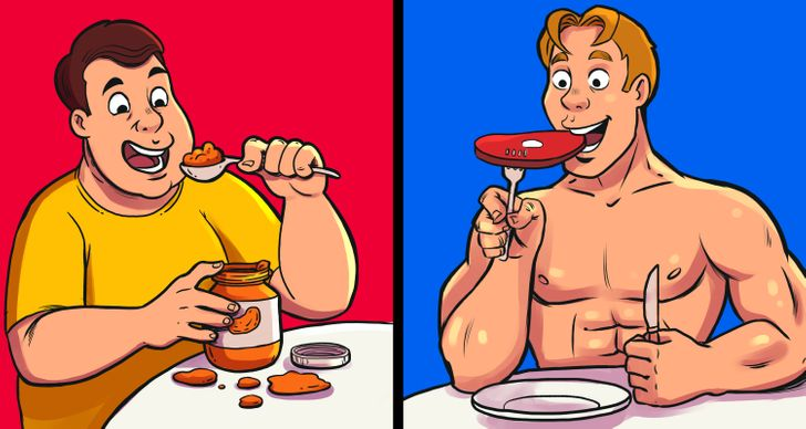 Nutrition Mistakes That Makes You Fat