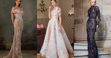 How To Feel Comfortable In Your Designer Evening Dress