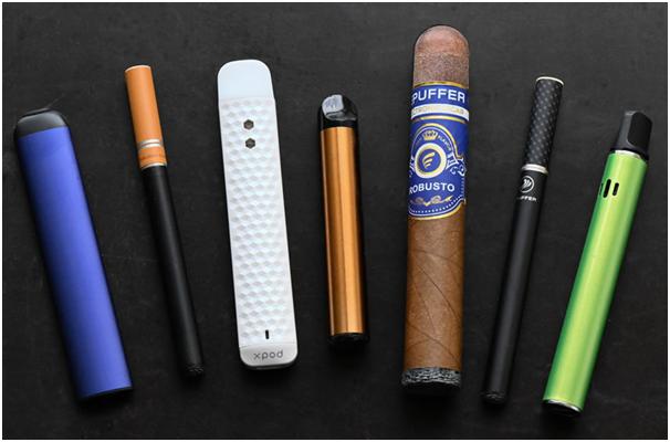disposables vapor cigarettes