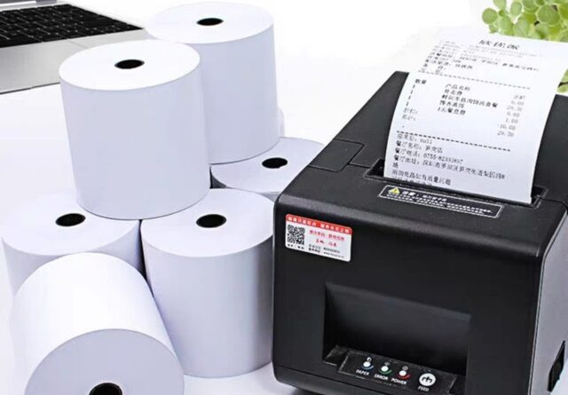 Thermal Paper Rolls for your Printer