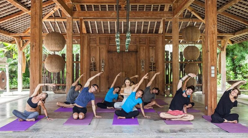 Beginner Yoga Retreat