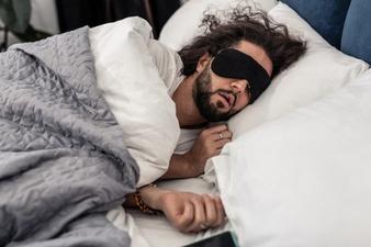 Stress-induced sleep problems
