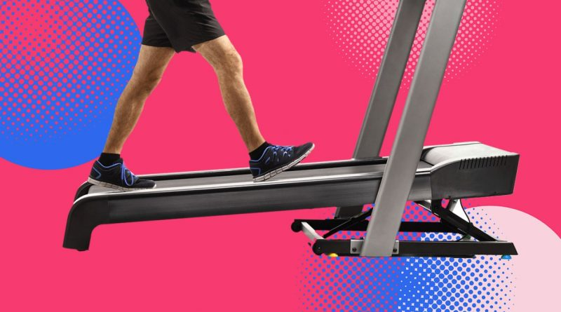 7 Health Benefits You Get From Walking On Treadmill