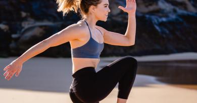 Body transformation female
