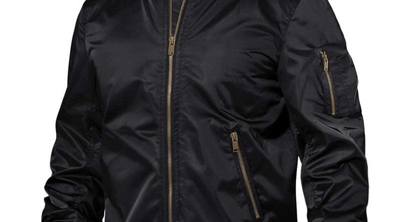 Types of Jackets For Men For Every Season