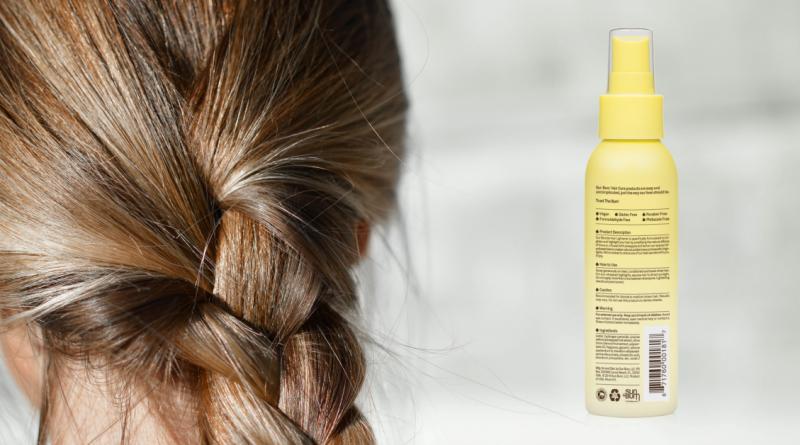 """The """"Nostalgic"""" Sun In Hair Lightener Review: Lighten Your Hair!"""