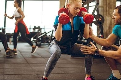 a Personal Trainer